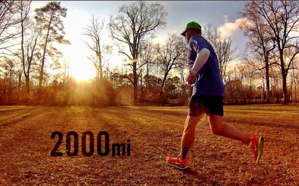 2000 Nike Mile